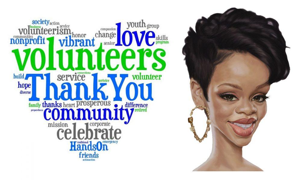 rihanna-volunteers